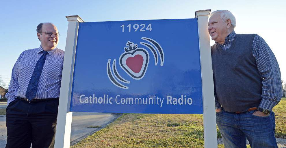 Stations keeping Catholicism on radio full time in Baton