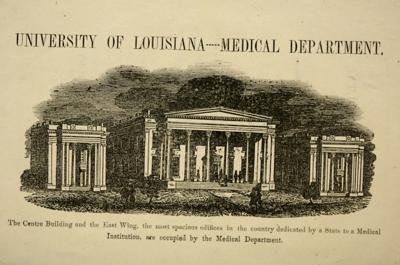 Medical College Univ of La at Tulane