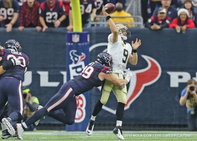 Saints-Texans
