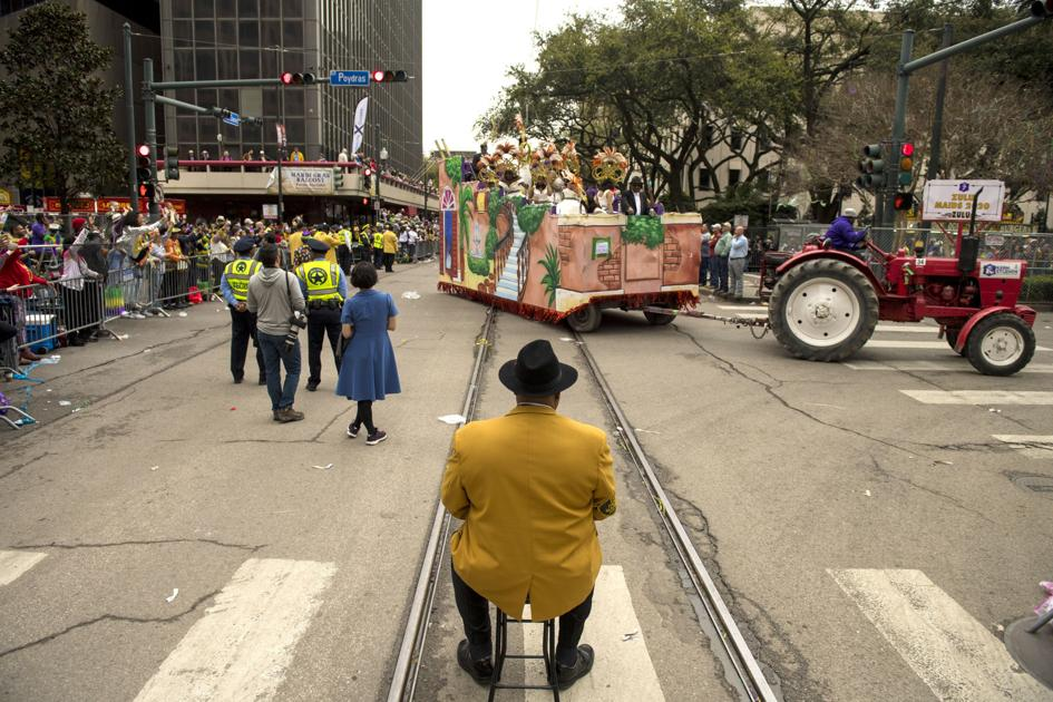 House floats, digital parades and lessons from history, New Orleans reimagines Mardi Gras
