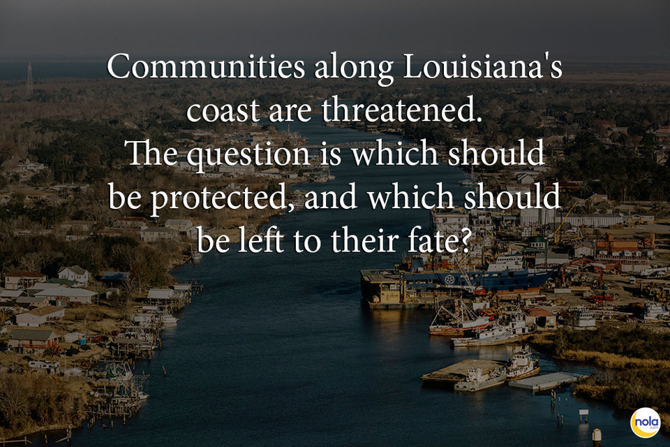 Our Drowning Coast: Left to Louisiana's tides, Jean Lafitte fights for time