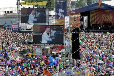 New Orleans Jazz Fest will reveal the 2019 music lineup on Jan. 15! Are the Stones on the list?