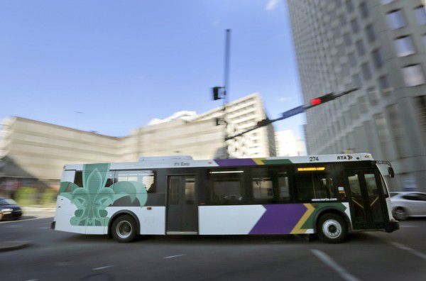 As its fleet ages, RTA seeks federal money for new buses, paratransit vehicles