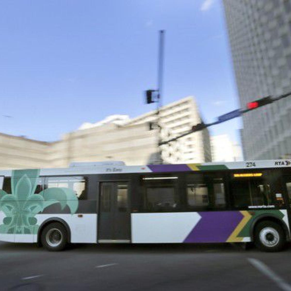 As Its Fleet Ages Rta Seeks Federal Money For New Buses Paratransit Vehicles Local Politics Nola Com