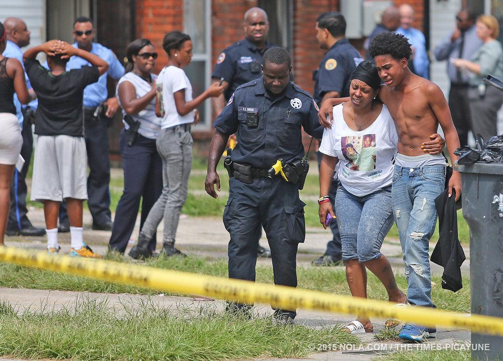 Eastern New Orleans teen killed in Boeing Street shooting identified by mother
