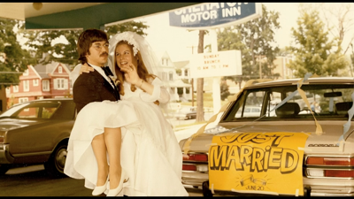 Wedding anniversary carjacking