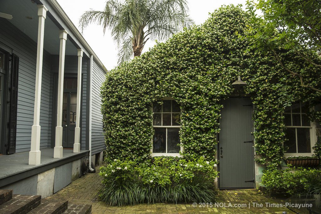 An 1890s Marigny double is home base for Galactic's Robert Mercurio: Home Tour
