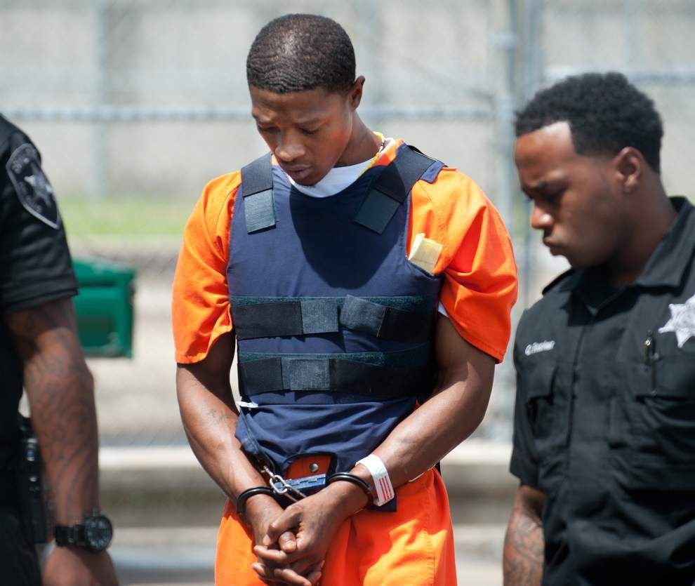 Accused NOPD cop killer Travis Boys pleads not guilty to first-degree murder _lowres