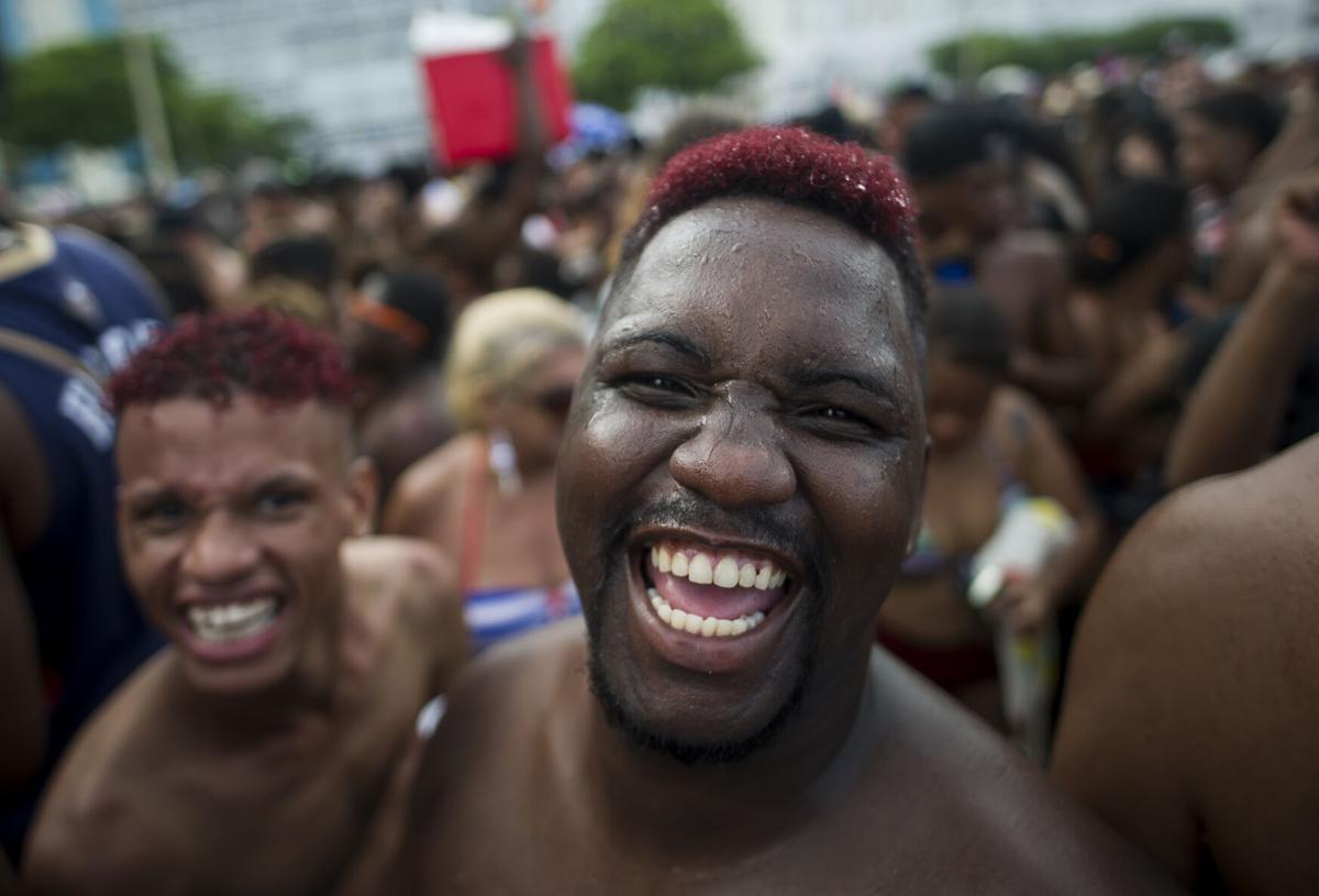 Virus Outbreak Brazil - Carnival Delayed