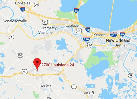 4 shot in car in Terrebonne Parish: sheriff