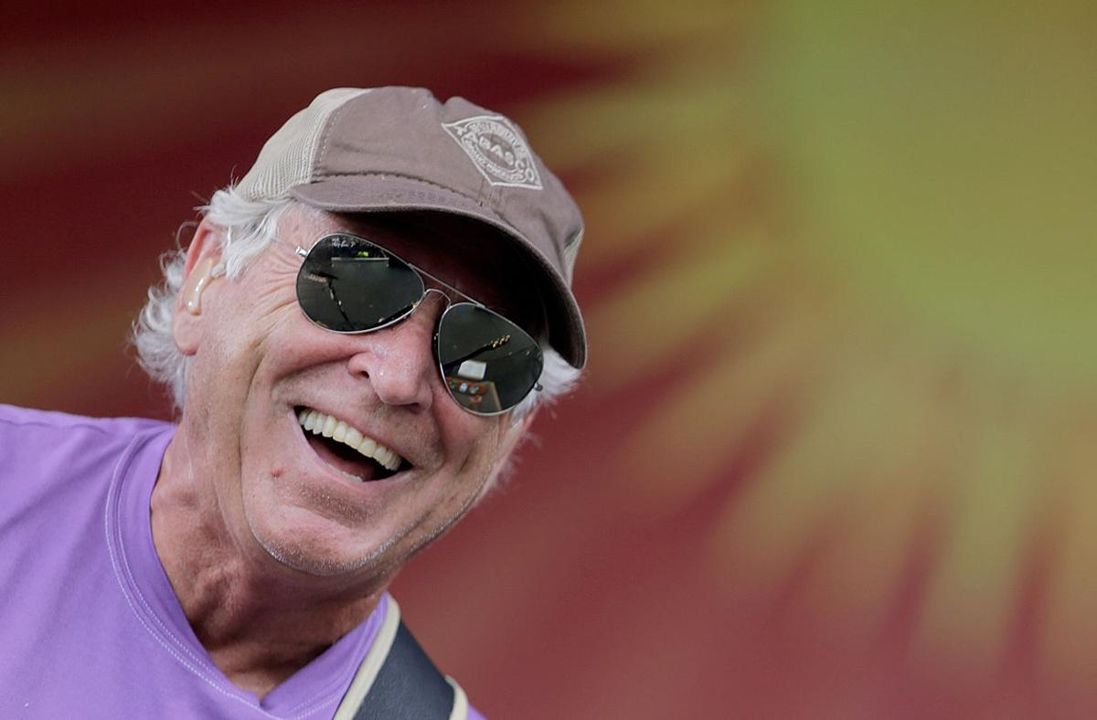Jimmy Buffett and other top picks for Jazz Fest Sunday (May 5)
