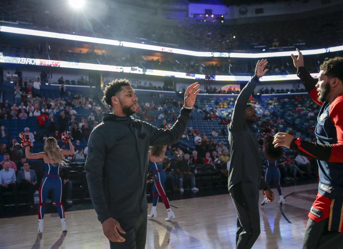 How Jahlil Okafor went from a 'dark place' to being happy again