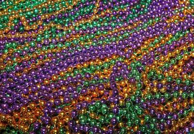 Massive recycling effort in New Orleans pays off in 62 tons of Mardi Gras beads
