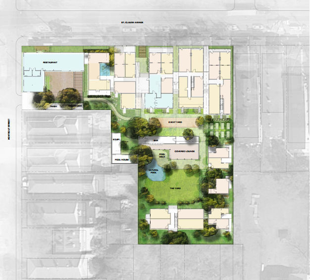 Bywater S Sun Yard Hotel Restaurant Proposal Rejected By City Planning Commission Archive Nola Com