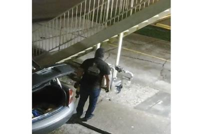 Metairie thefts with saw
