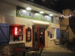 Music and meatless meals at Chickie Wah Wah_lowres