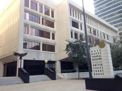 Man pleads guilty in federal court to robberies in Algiers and Harvey