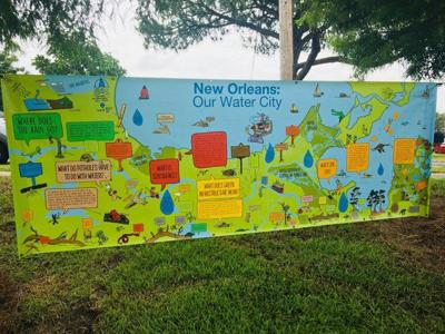 Money available for Gentilly homeowners to reduce stormwater runoff