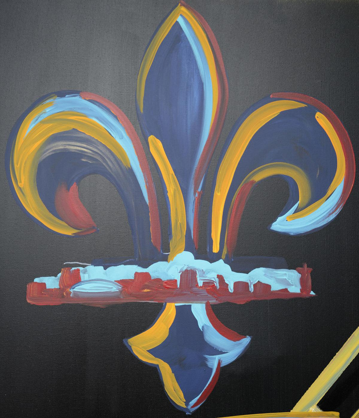 Fleur De Lis Logo Unveiled For New Orleans City Of Yes