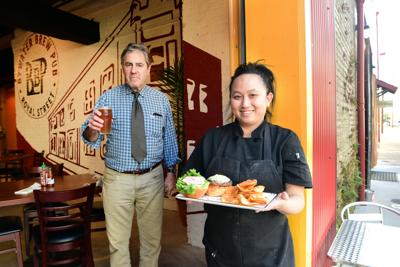 Bywater_Brew_Pub_owner_Nahum_Laventhal_Chef_Anh_Luu_CR_Cher.JPG