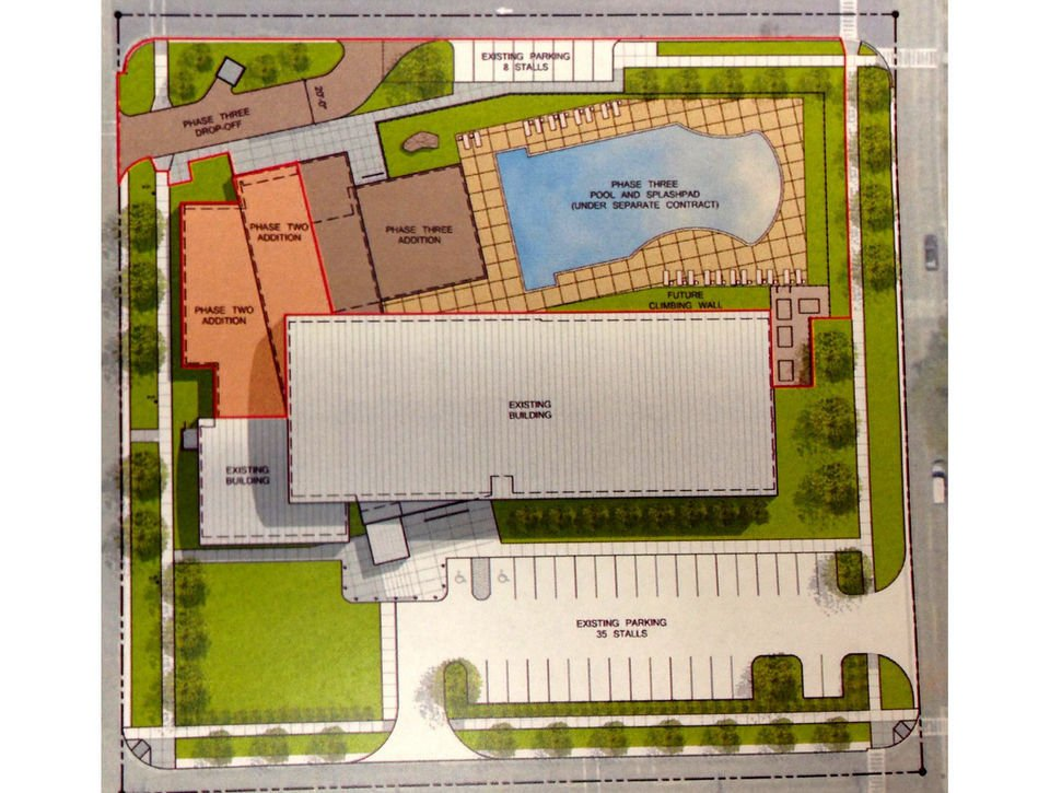 Ochsner Is Selected To Run Federal City Fitness Center In Algiers Local Politics Nola Com
