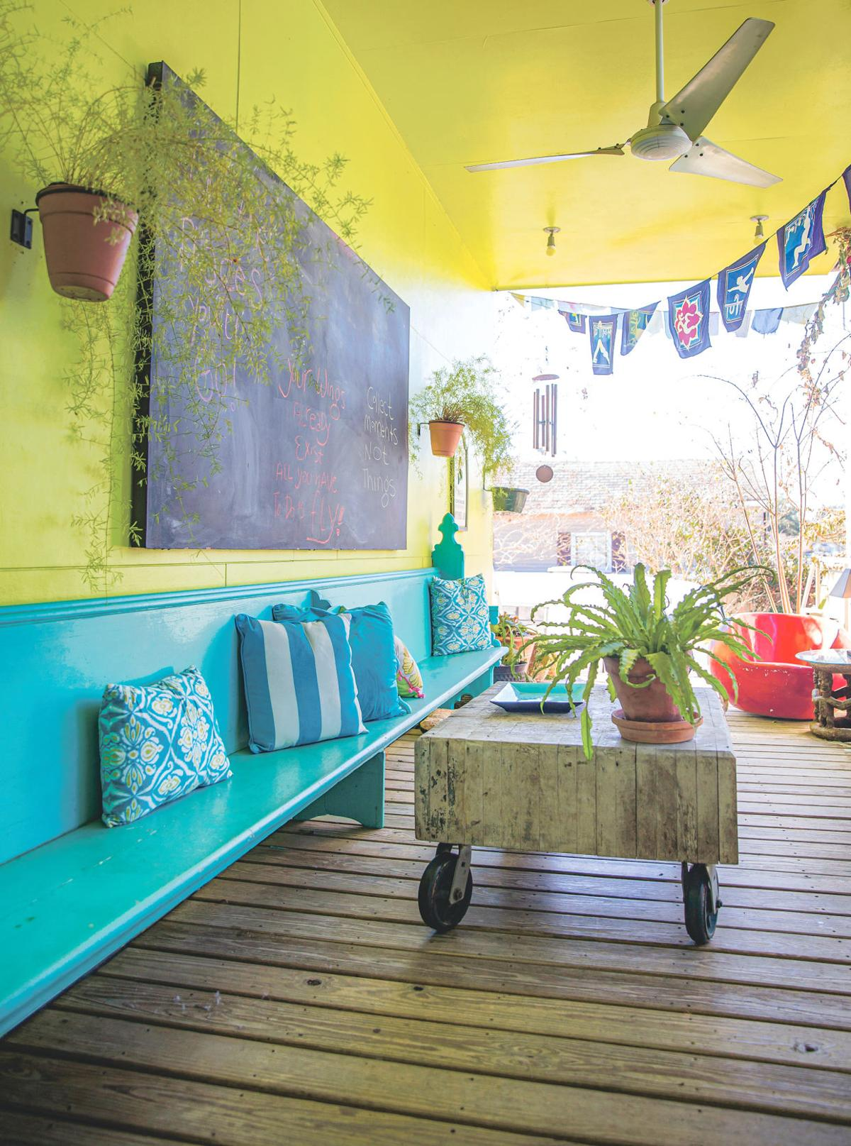 Central City Sideporch