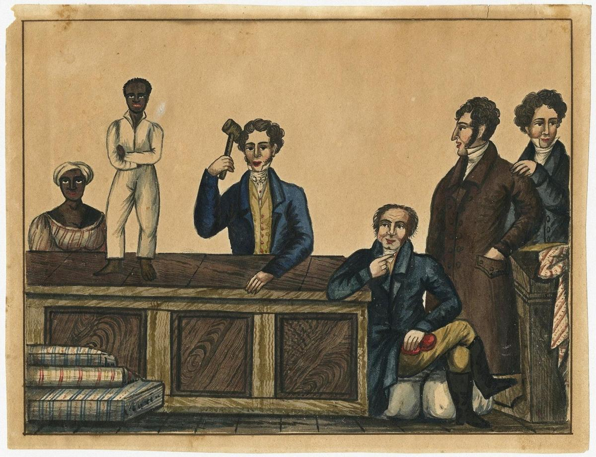 'Purchased Lives' is subject of NPR report as slavery exhibit draws to close in New Orleans