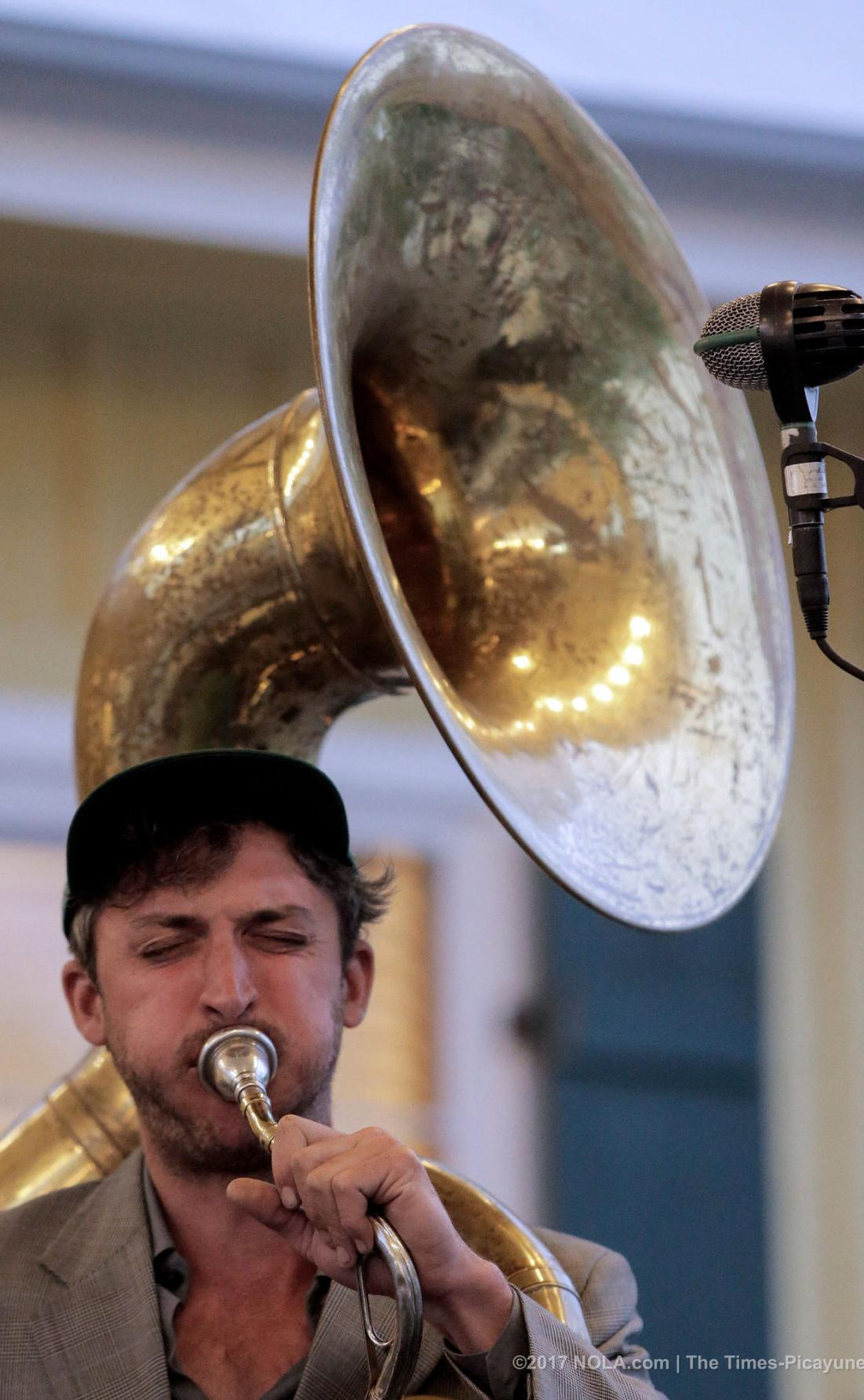 Photos from the 7th annual Abita Springs Busker Festival (copy)