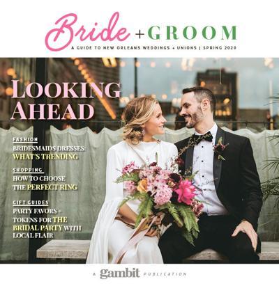 Bride + Groom cover-Spring 2020