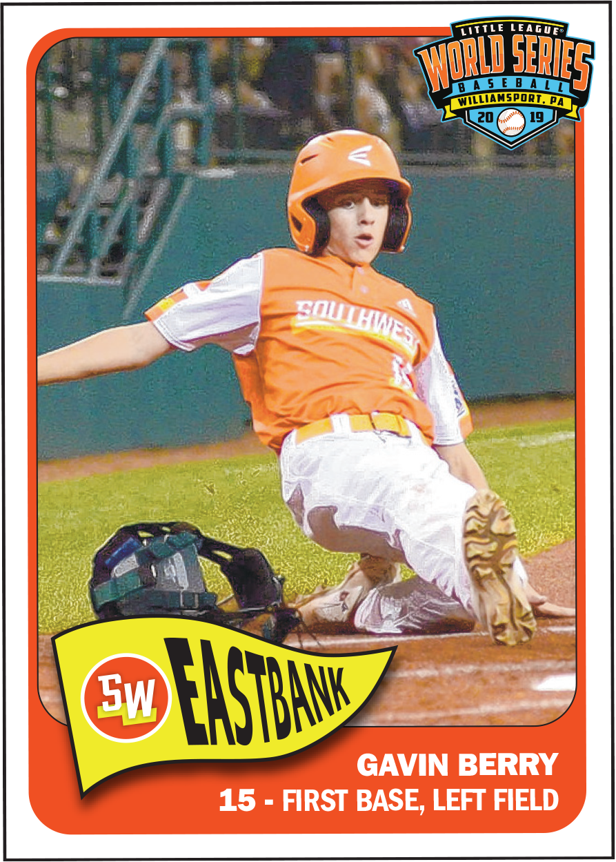 See Baseball Cards Immortalize The Eastbank All Stars Little