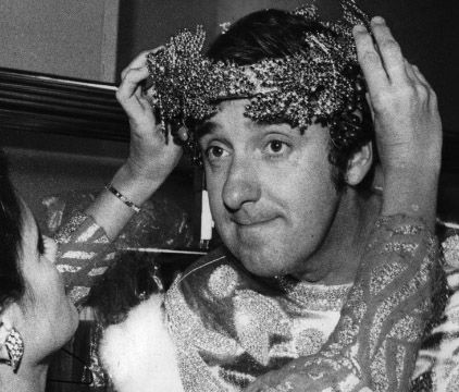 'Am I crazy, or did I meet Gomer Pyle in New Orleans?'