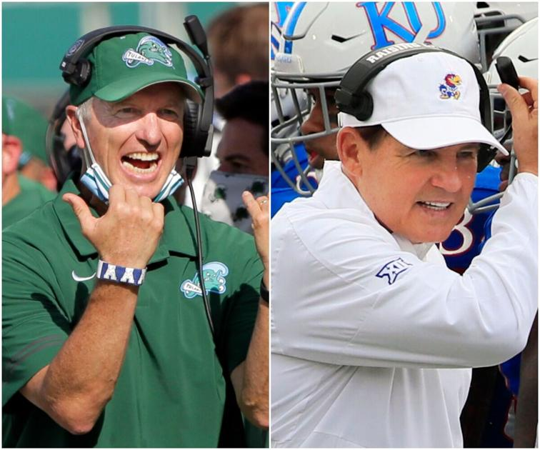Willie Fritz suggested as Les Miles replacement. Will Kansas return to Louisiana for a coach?