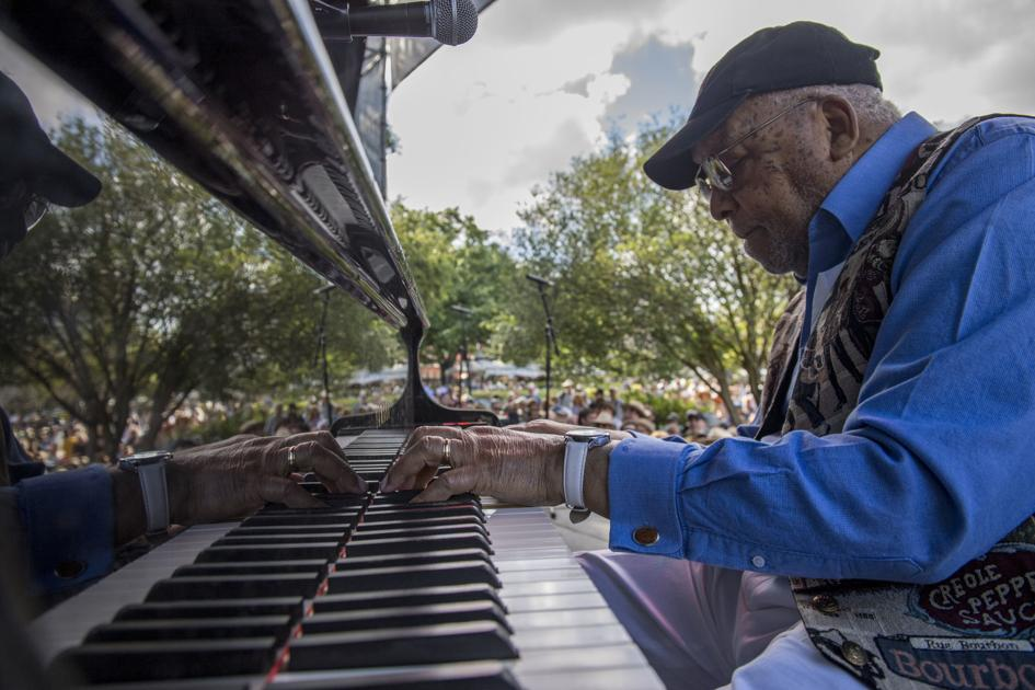 Ellis Marsalis, New Orleans jazz piano legend hospitalized...
