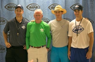 Manning Passing Academy High School athletes flock to Manning P