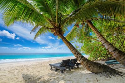 Cancun beach-
