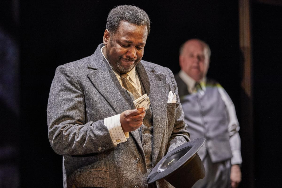 'I think Wendell Pierce is going to be the generational Willy Loman'