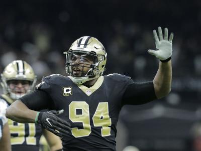 Saints, Cameron Jordan agree on deal that runs through 2023 season: report   Saints   nola.com