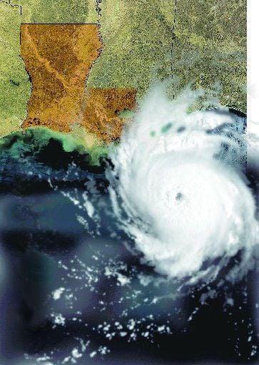 Washing Away: Worst-case scenarios if a hurricane hits Louisiana (2002)