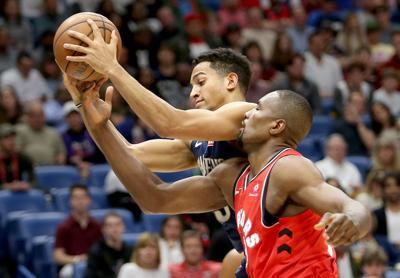 Toronto Raptors at New Orleans Pelicans 3/8/19