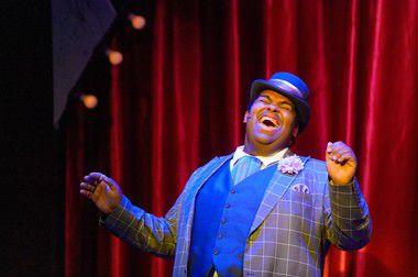 Stage Door Canteen's 'Ain't Misbehavin'' an energetic romp through music of Fats Waller