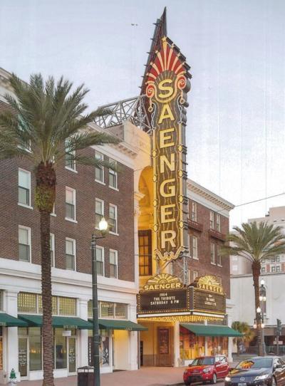 Saenger Theatre 1 for GAM 100620