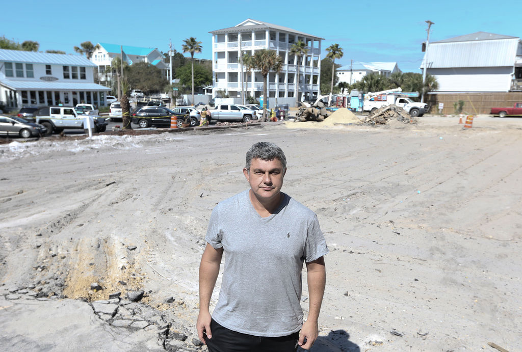 The day the Red Bar burned: Grayton Beach favorite plans to rebuild