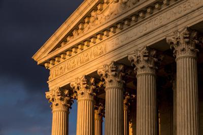 US Supreme Court file photo