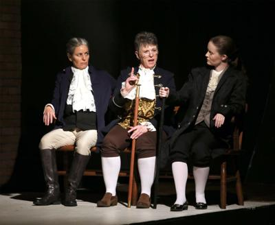 Playmakers in Covington presents '1776' with a twist: The cast is mostly women