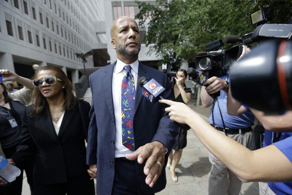Nagin appeals corruption conviction, sentence _lowres