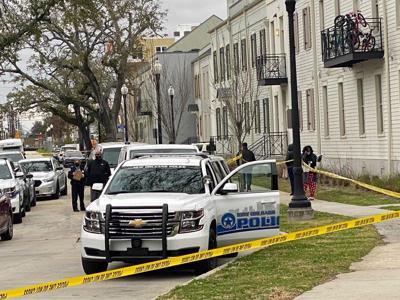 Homicide on North Villere Street