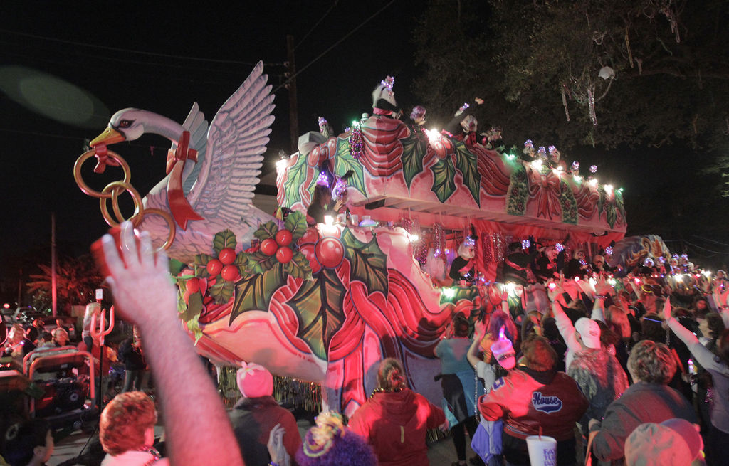 Mayor Cantrell won't permit Nyx summertime Mardi Gras parade