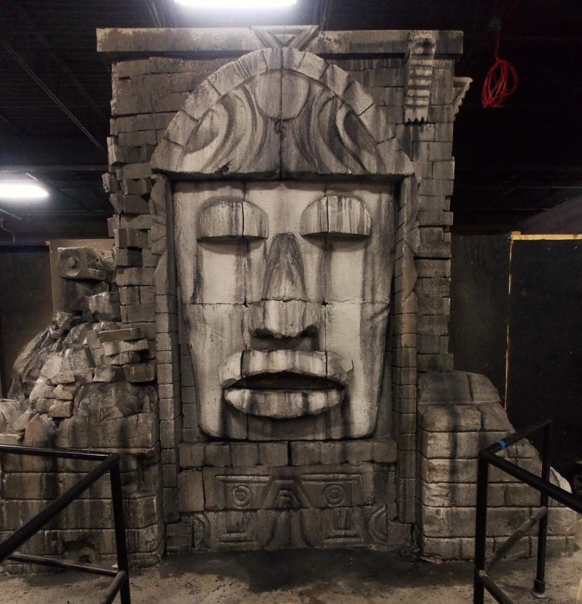 Crafter of creepy illusion: Ken Thompson of KStudios brings theaters, haunts to life