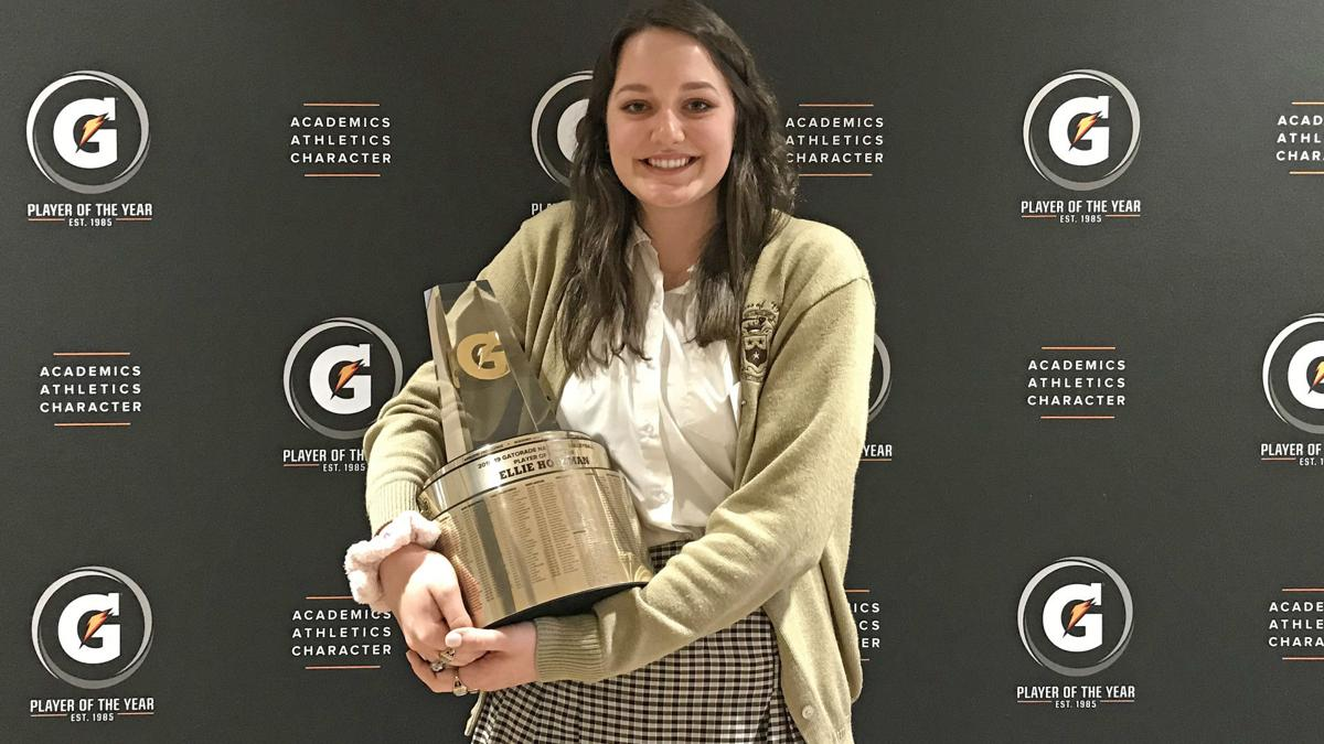 Ellie Holzman of Mt. Carmel named Gatorade National Volleyball Player of the Year