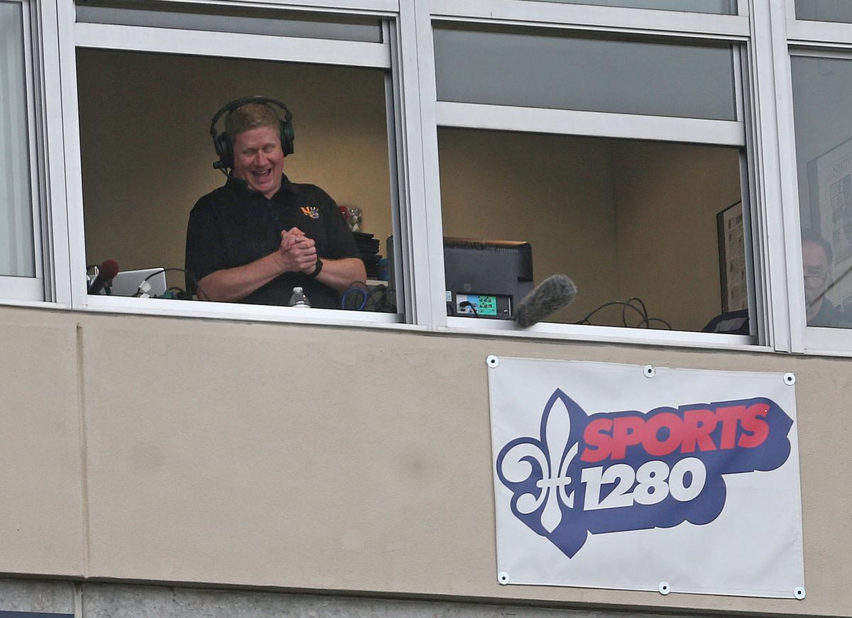 Baseball announcer Tim Grubbs begins 18th (and final?) season calling games in New Orleans
